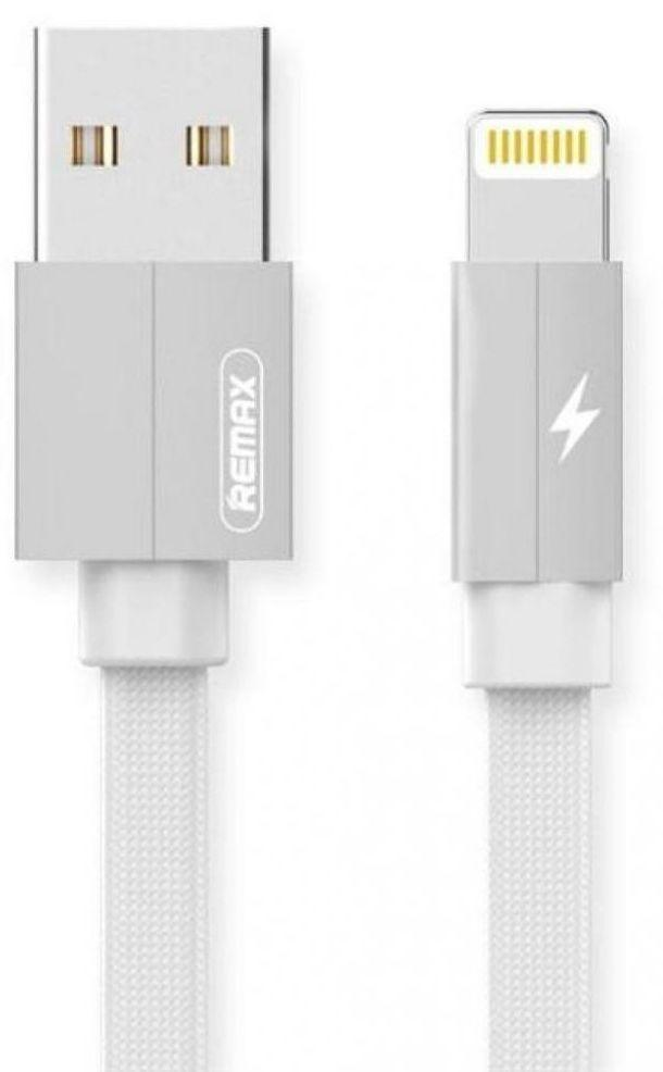 Купить Кабель USB Remax Kerolla Lightning Cable 2M White (RC-094i)