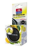 Освежитель воздуха для авто Dr. Marcus Speaker Shaped ( Динамик ) Лимон