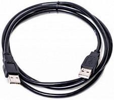 Кабель (шлейф) PowerPlant USB 3.0 AM – AM 1.5 m (CA911820)