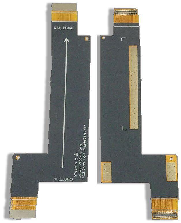 Шлейф Nokia 7 межплатный
