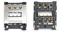 Коннектор SIM-карты Nokia 2.1 Dual Sim (TA-1080)