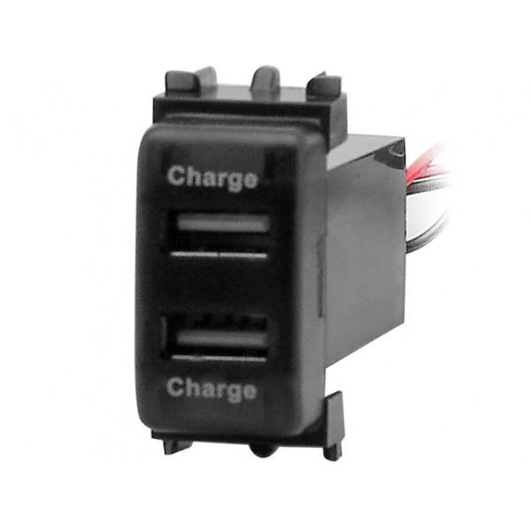 Автомобільний USB роз'єм CARAV Nissan (17-206)