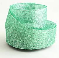 Лента парчовая (40 мм, 25 ярд)