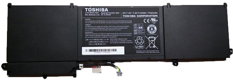 Аккумулятор для ноутбука  Оригинальная аккумуляторная батарея для ноутбука Toshiba PA5028U-1BRS U845 7.4V Black 7310mAh 54Wh