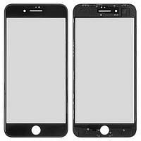 Корпусное стекло дисплея Apple iPhone 8 Plus with frame Black