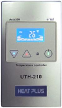 Терморегулятор UTH-210 Silver