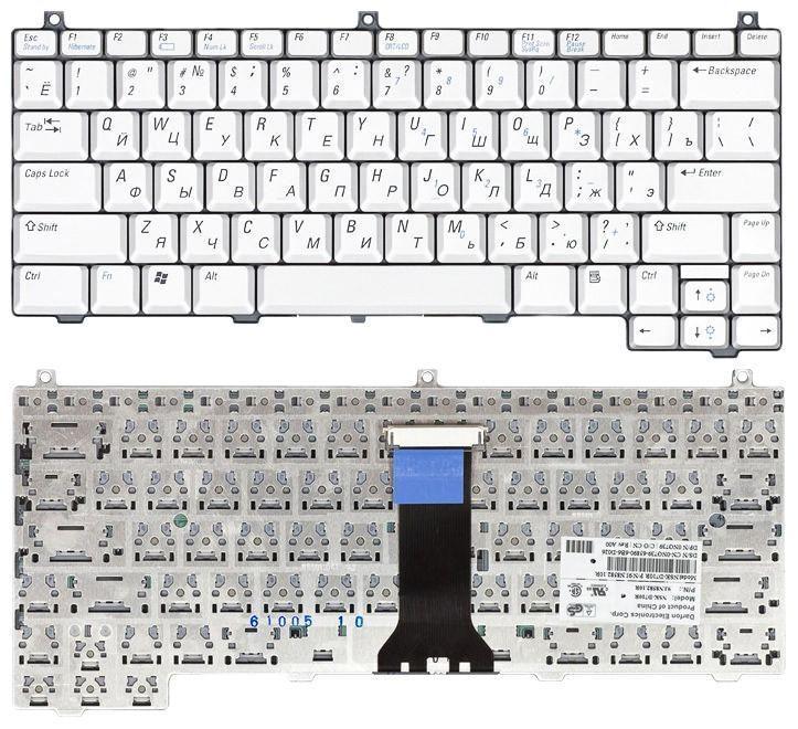 Клавиатура для ноутбука Dell XPS M1210 / ONG734