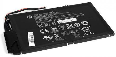 Аккумулятор для ноутбука HP EL04XL / 14.8V 3500mAh Black