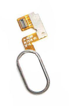 Шлейф Meizu M3 Note (M681H) зі сканером відбитка пальця White
