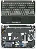 Клавіатура для ноутбука Samsung NF310 NF210 з топ панеллю Black