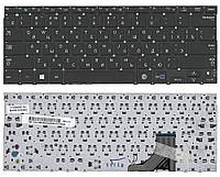 Клавіатура для ноутбука Samsung NP530V3 NP535V3 NP530U3 NP535U3 без рамки Black