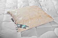 Подушка Экопух 70х70см, 50% пух/50% перо