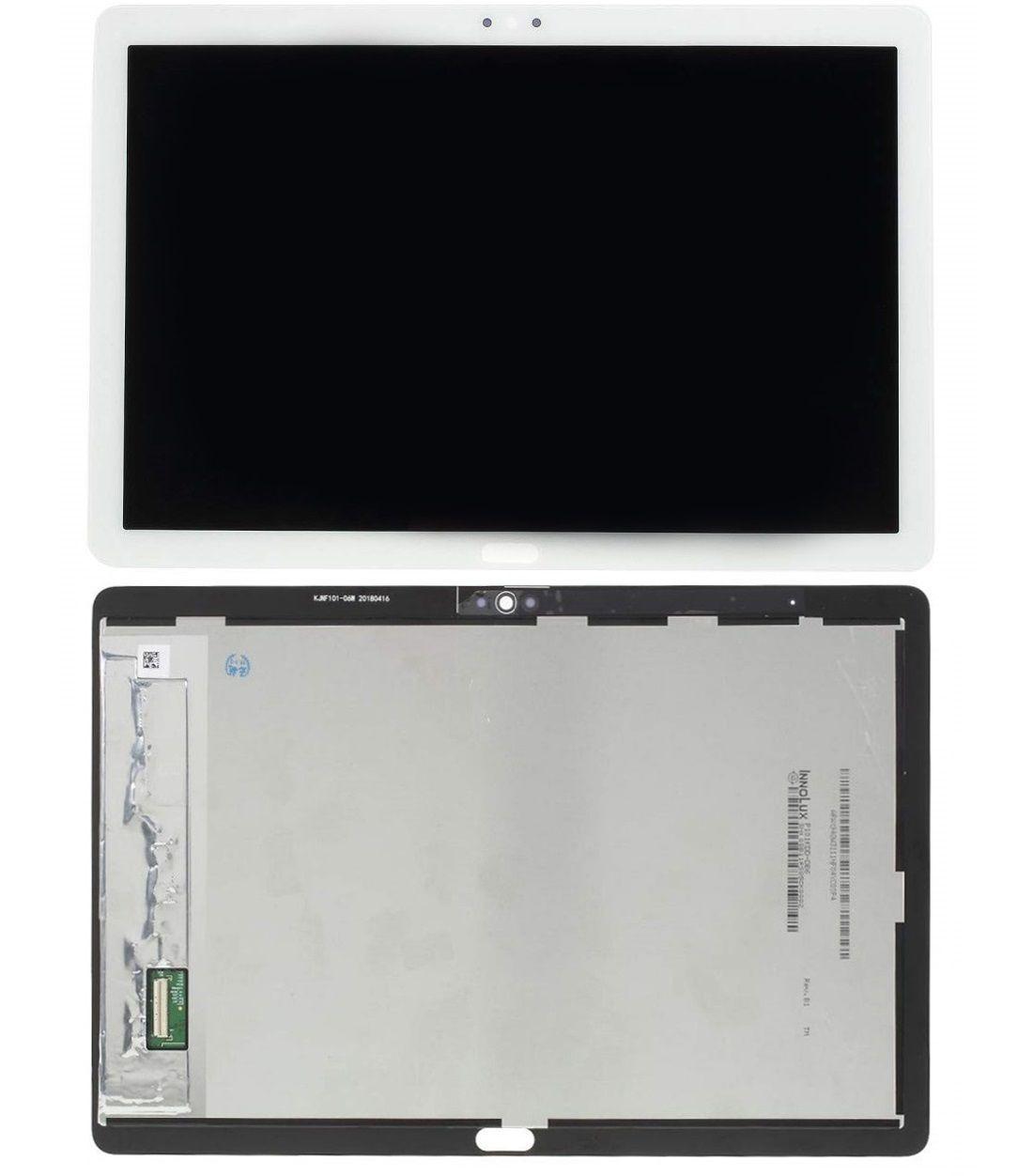 Дисплей для планшета Huawei MediaPad T5 10 (AGS2-W09HN, AGS2-AL00HN) + Touchscreen (copy) White