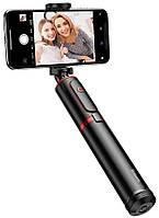 Монопод-трипод Baseus Fully Folding Selfie Stick Red (SUDYZP-D19)