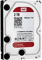 "Жесткий диск Western Digital Red 2TB 3.5"" SATA III (WD20EFAX)"