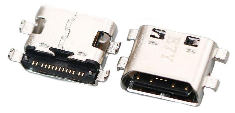 Гнездо разъема зарядки Xiaomi Mi5c (USB Type-C)