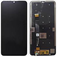 Дисплей (экран) для телефона Lenovo Z6 Youth, Z6 Lite L38111 + Touchscreen (copy) Black