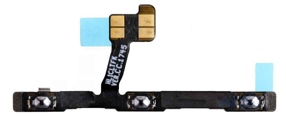 Шлейф Huawei P20 Pro з кнопкою включення і регулювання гучності
