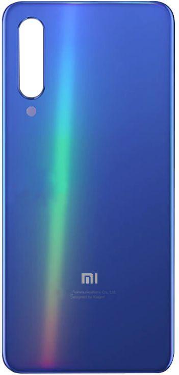 Задняя крышка корпуса Xiaomi MI9 SE Blue