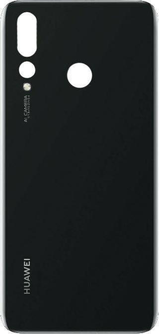 Задняя крышка корпуса Huawei Nova 4 Black