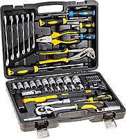 Набор инструмента TOPEX 38D224, 56 шт.