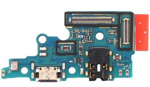 Нижняя плата Samsung Galaxy A70 A705F / DS с разъемом зарядки и микрофоном