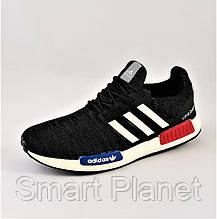 Кроссовки Adidas Чёрные Мужские Адидас (размеры: 40,41,42,43,44) Видео Обзор, фото 2