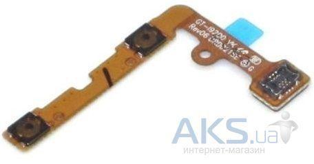 Шлейф Samsung Galaxy Mega 6.3 i9200 / i9205 с кнопками громкости