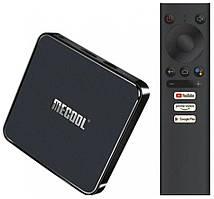 Смарт приставка Mecool KM1 4/32 GB