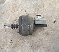 Усилитель тормозов вакуумный в сборе с цилиндром Газель