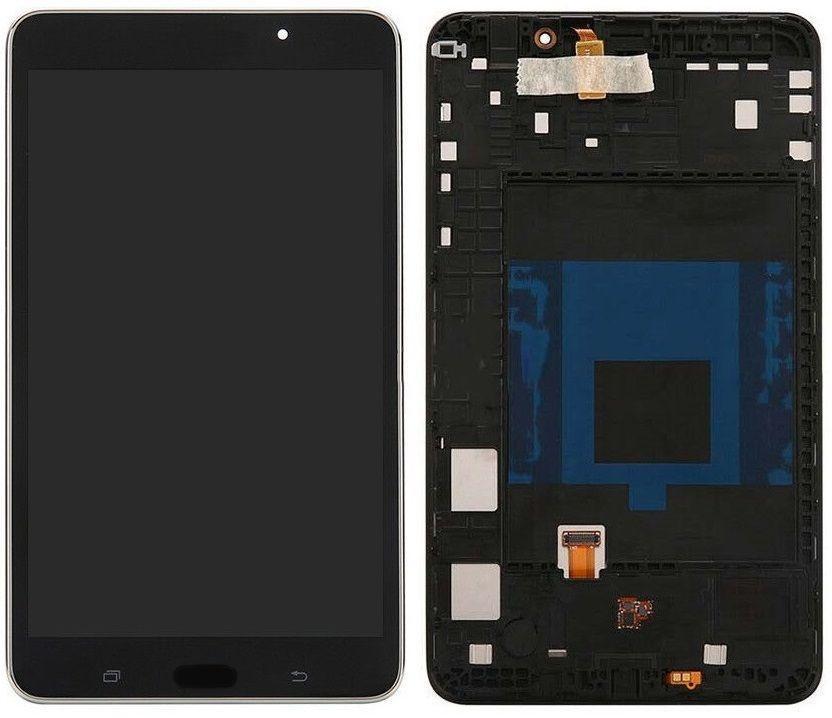 Дисплей для планшета Samsung Galaxy Tab 4 7.0 T230, T231, T235 (Wi-Fi) + Touchscreen with frame (original) Black