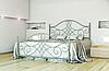 Кровать металлическая кованная Парма / Parma