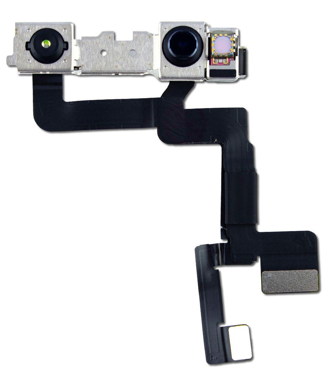 Шлейф Apple iPhone 11 з фронтальною камерою 12MP \ 12MP Original