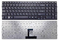 Клавиатура для ноутбука Sony Vaio VPC-EB черная