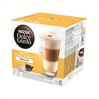 Кофе в капсулах NESCAFE Dolce Gusto Latte Macchiato Vanilla - 16 шт