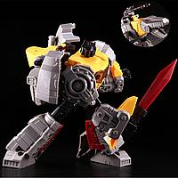 Робот-трансформер-конструктор, G1, Грімлок - Transformer-construcktor, KBB, G1, Grimlock