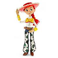 Говорящая Игровая Кукла Джесси История игрушек, высота 38 см - Pull String Talking Jessie, Toy Story, Disney