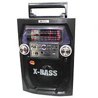 Радиоприемник портативный Pu Xing PX-Q7 Черный, фото 1
