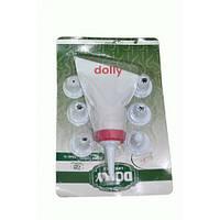 Мешок кондитерский с насадками Y-037 Dolly