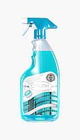 GALAX Средство для мытья стекла и зеркал Океанская свежесть 1000 мл.