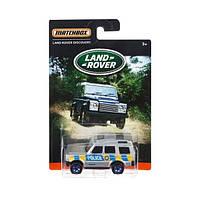 Автомобиль Matchbox Land Rover Коллекционная модель 164 (в ассорт.) DPT02 ТМ: Matchbox