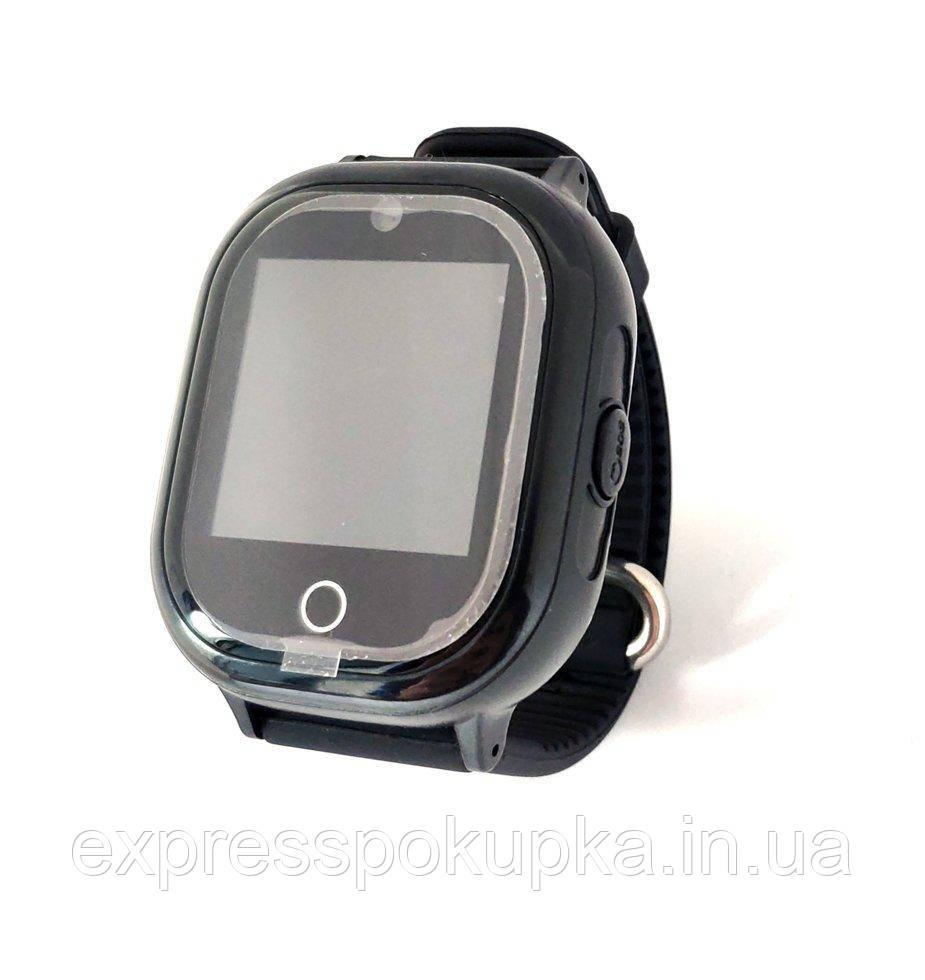 Smart Baby Watch TD05 чорні   Водонепроникні Розумні Дитячі Годинники TD05 з GPS трекером + камера