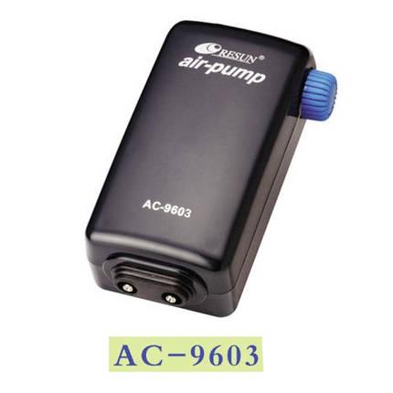 Компрессор Resun AC-9603 воздушный, 50-400 л, фото 2