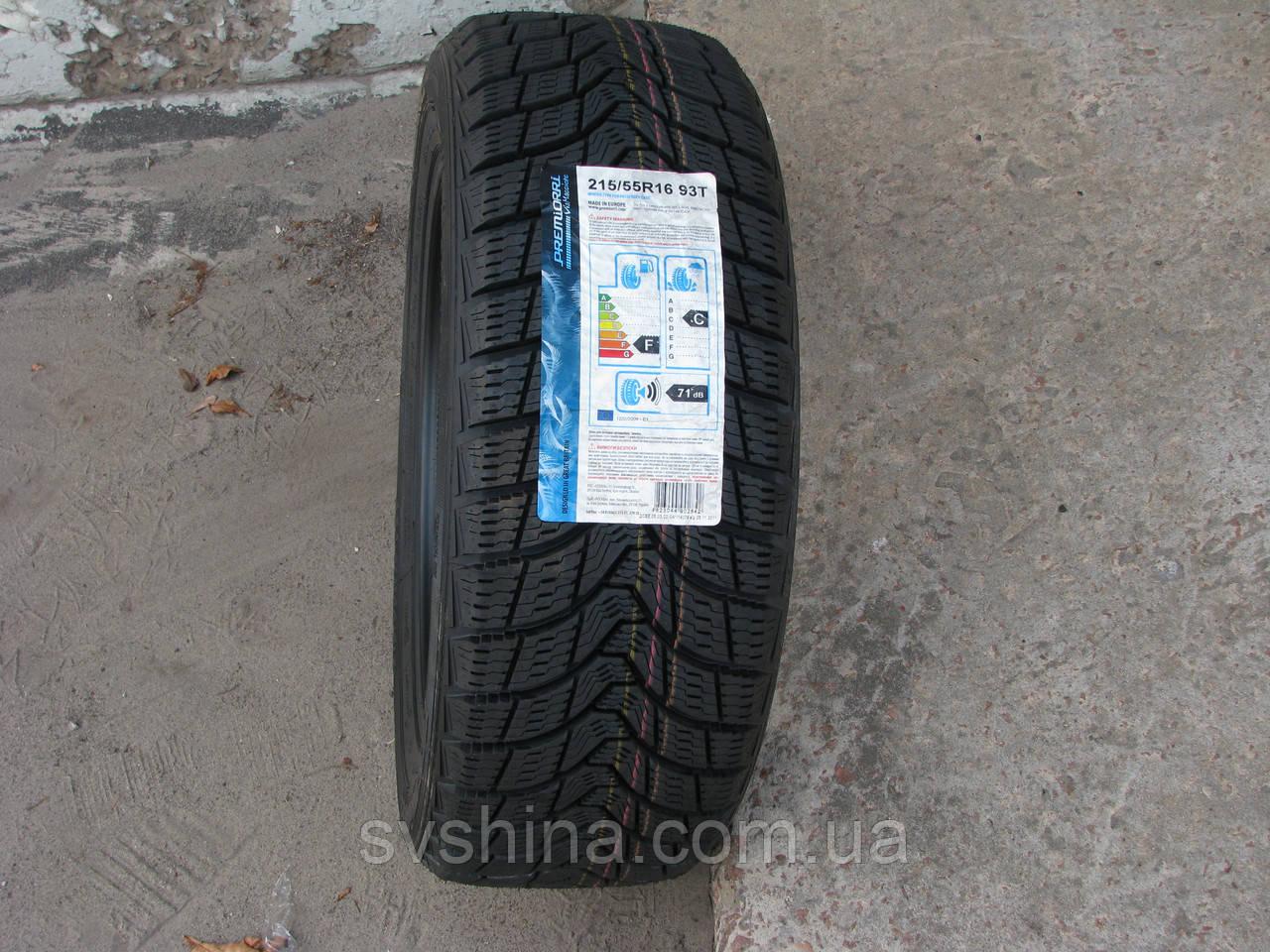 Зимние шины 215/55R16 Premiorri Via Maggiore, 93T
