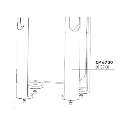 Запасная часть JBL  подставка для корпуса е700.