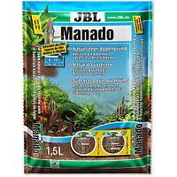 Натуральный субстрат JBL Manado для пресноводных аквариумов, 1,5 л