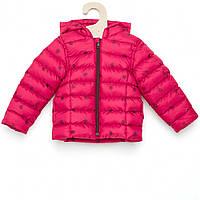 Яркая зимняя курточка для девочки