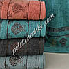 Махровое лицевое полотенце Орнамент версаче