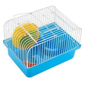 Клітка AnimAll Cube для хом'яка 23.2х17х12 см