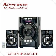Домашній кінотеатр USBFM-F34DC-DT